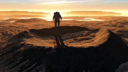 Wie du deine Leser in deine Welt ziehst - Am Krater