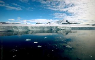 Sei bei der Informationsvergabe ein Eisberg