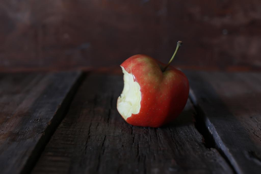Den Roman fertigschreiben ist wie den ganzen Apfel zu essen – trotz Schreibblockade