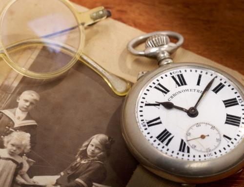 Warum Starautoren mit Zeitsprüngen nicht langweilen