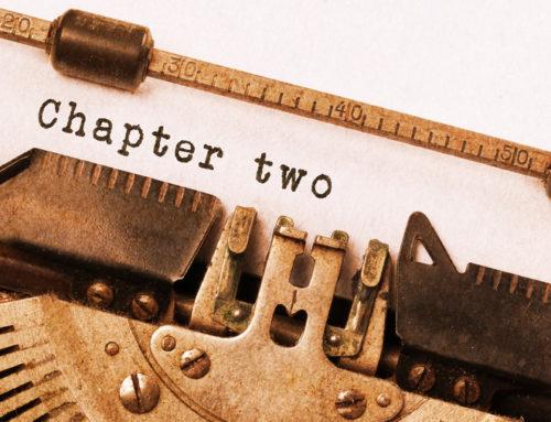 Warum erst Kapitel deinen Roman zum Pageturner machen