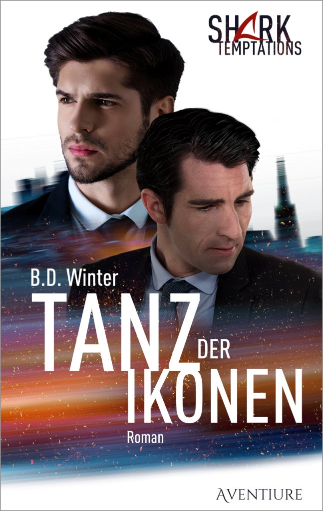 Tanz der Ikonen (Shark Temptations 1) – Gay Romantic Suspense