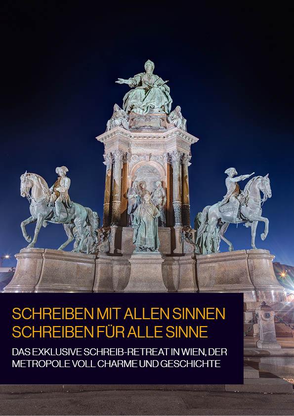 Schreiben für alle Sinne – exklusives Schreibretreat in Wien
