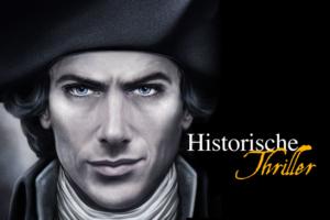 Historische Thriller im Mantel-und-Degen-Stil